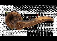 Ручка дверна Linde A-2012 матова бронза
