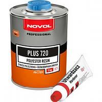 Полиэфирная смола PLUS 720, Novol, 1.0 кг