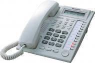 Системный телефон Panasonic KX-T7730UA White