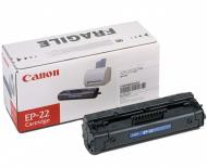 Картридж Canon EP-22 (1550A003) (iP4300/ 4500/ 5300/ 6700D, iX4000/ 5000, MP500/ 530/ 800/ 830, Pro9000) Black - Эра электроники, интернет-магазин в Харькове