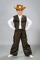 Карнавальный костюм супер героя Ковбой