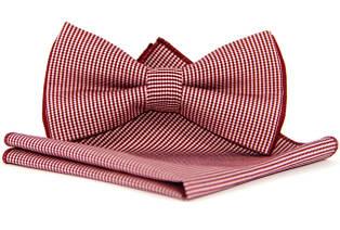 Комплекты бабочка + платок паше