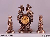 Часы кварцевые без элементов питания ed50-349