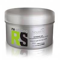 Гель для укладки волос сильной фиксации Nouvelle RS Extreme Gel 500 ml