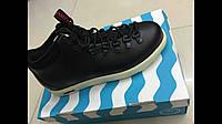 Мужские ботинки Native черные