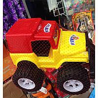 Детская машина игрушка  джип для мальчиков с большими  колесами