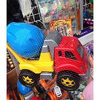 Детская машина игрушка  бетономешалка для мальчиков