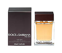 Мужской парфюм Dolce&Gabbana The one for Men (купить духи дольче габбана ван, лучшая цена на парфюм) AAT