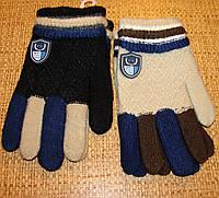 Перчатки для мальчиков. 7-12 лет.