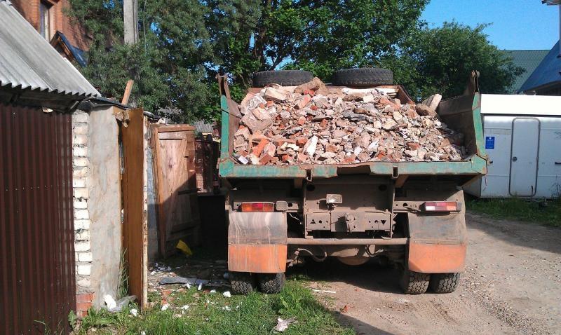 Перевозка сыпучих материалов в Днепре и области