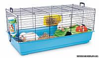 Savic НЕРО 3 ДЕЛЮКС (Nero 3 De Luxe) клетка для кроликов, (100x50x47 см)