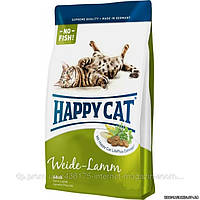 Happy Cat (Хэппи Кэт) Supreme Fit & Well Adult, 10 кг., сухой корм для взрослых кошек с ягненком
