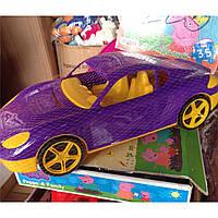 Детская машина игрушка   для мальчиков спортивная, двухдверная