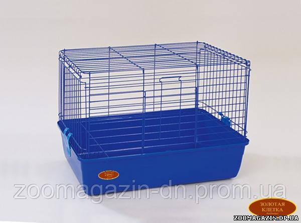 Золотая клетка для кроликов R-1 F, (60*36*40 см)