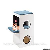 Ferplast BLANCO игровой комплекс для кошек, 40 x 55 x h 80 см.