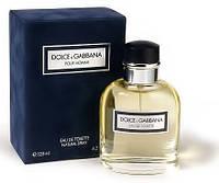 Мужская туалетная вода Dolce&Gabbana pour Homme(Дольче Габбана Пур Хом)-мужественный,сексуальный аромат AAT