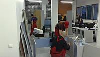Переезд магазина в Днепропетровске