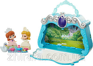 Сказочный Игровой Набор Принцессы Софии  Sofia the First Чайный сервиз