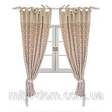 Елітні штори Прованс Rosettes, 250х140 см