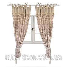 Элитные шторы  Прованс Rosettes, 250х140 см