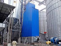 Зерносушилка на природном газу и пропан-бутане ЗШ-1200Г