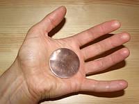 Пятак медный диск пластина диаметр 50 мм