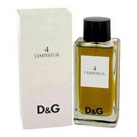 Мужская туалетная вода Dolce & Gabbana Anthology L'Empereur 4(купить духи дольче габбана императрица)
