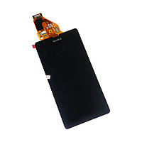 Дисплей для Sony C5502 M36h Xperia ZR/C5503 M36i + touchscreen, чёрный