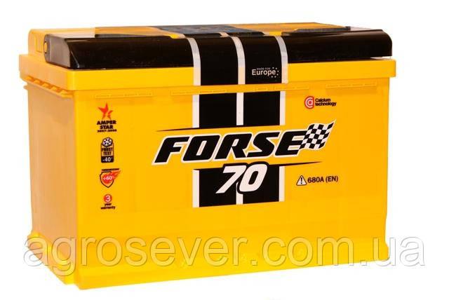 Аккумулятор Forse (ФОРСЕ) 6СТ-70Аh