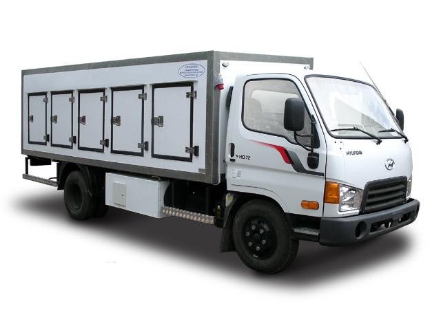 Рефрижераторные перевозки во Львове и области