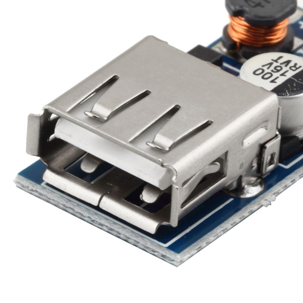 DC-DC повышающий преобразователь 0.9V - 5V в 5V 600MA USB Mobile