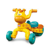 Little Tikes Каталка беговел Жираф Go and Grow Lil' Rollin' Giraffe Ride-on, фото 1