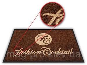 Элитные коврики с логотипом на заказ