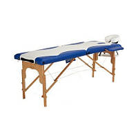 Стол массажный деревянный 2-х сегментный Body Fit