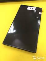 Дисплей для Sony C6902 L39h Xperia Z1/С6903/С6906/С6943 + touchscreen, чёрный, с передней панелью, оригинал (К