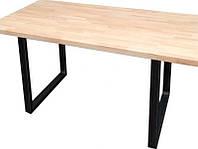 Стол обеденный из массива бука
