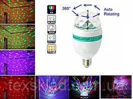 Світлодіодна біла лампа Led Lamp RGB
