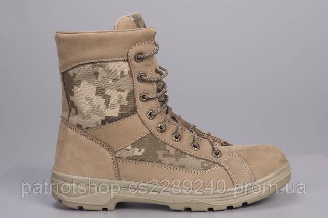 Військове взуття в магазині Патріот