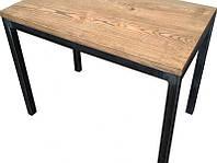Стол обеденный из массива ясеня
