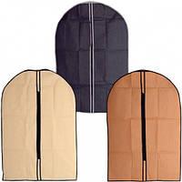 Чехол для одежды  90х60 см.( темно-синий), фото 1