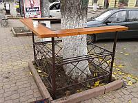"""Уличный столик """"Кофейный островок"""""""