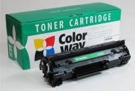 Совместимый картридж ColorWay (CW-H285M) (LBP: 6000, 6020, LaserJet: M1132/M1210/M1214/P1100/P1102) Black