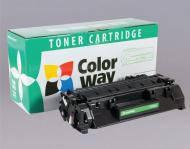 Совместимый картридж ColorWay CW-C719M (LaserJet P2035/ P2055/ P2050 LBP 6300/ 6650/ 6670 MF 5840/ 5880/ 5940 LBP 6680) Black