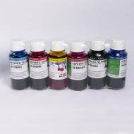 Комплект чернил ColorWay Epson TX650 (CW-EW650SET-01) 100 мл (г)