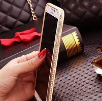 Чехол TPU для Samsung Galaxy J2 SM-J210 со стразами