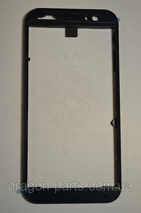 Передняя рамка  Nomi i451 Twist черная, оригинал, фото 2