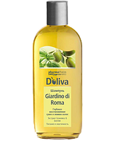 Doliva Шампунь Giardino di Roma для сухих и ломких волос, 200 мл