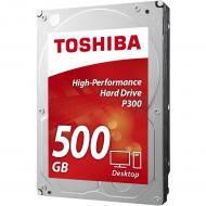 Жесткий диск 500GB Toshiba P300 (HDWD105UZSVA)