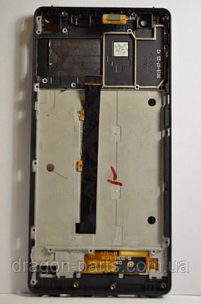 Дисплей Nomi i506 Shine с сенсором Black, оригинал, фото 2