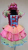 Прокат костюм конфетки, хлопушки, куклы, р. 110-128см